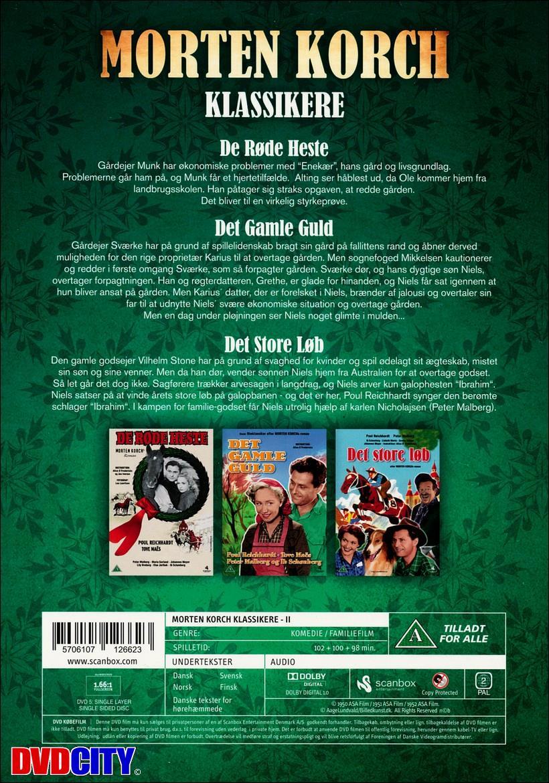 morten korch dvd box